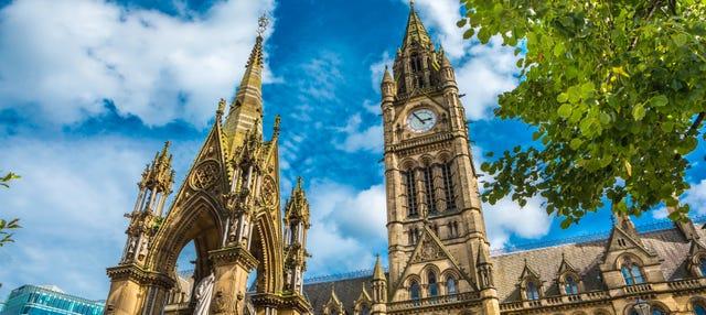 Free Walking Tour of Manchester