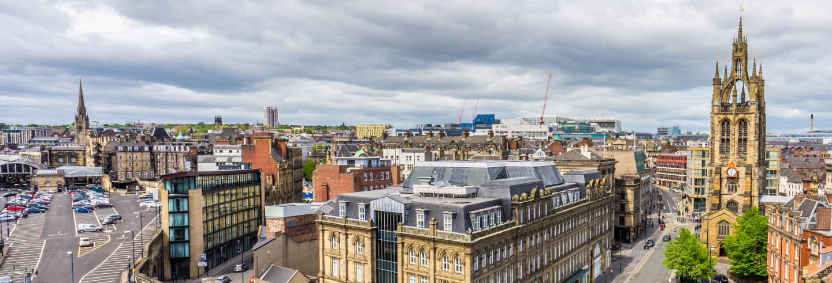 Tour dos mistérios e lendas de Newcastle