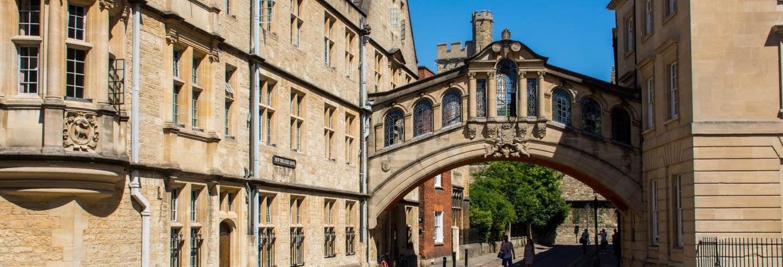 Free tour por Oxford ¡Gratis!