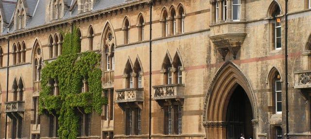 Tour de Harry Potter por Oxford