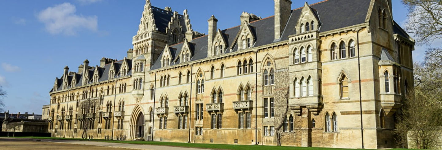 Tour de Harry Potter por Oxford