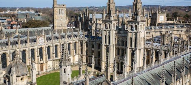 Tour privado por Oxford con guía en español