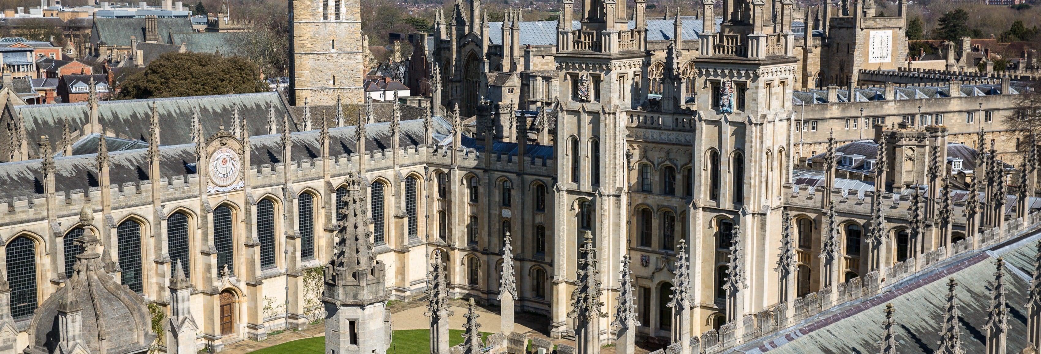 Tour privato di Oxford con guida in italiano