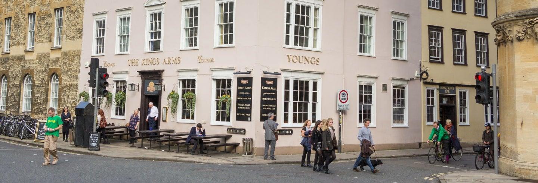 Tour pelos pubs históricos de Oxford