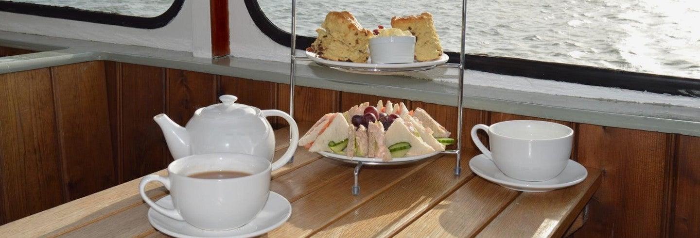 Passeio de barco por Poole com almoço