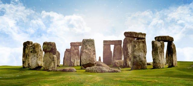 Entrada a Stonehenge