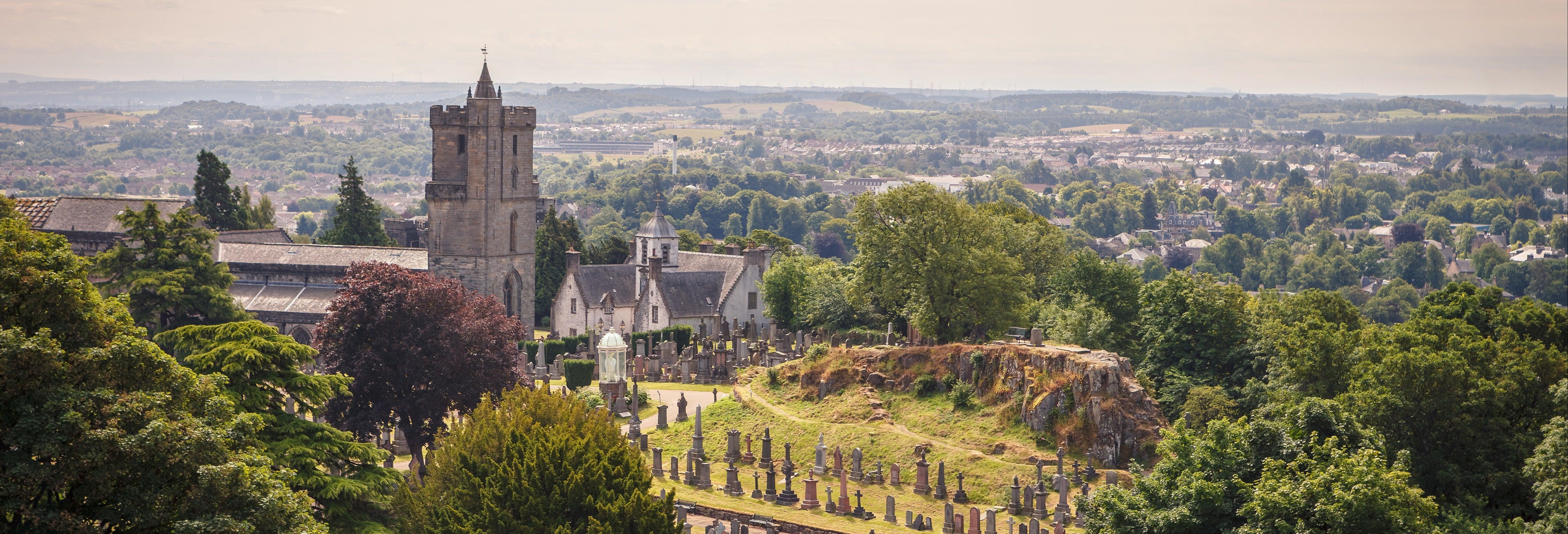 Visita guiada por Stirling