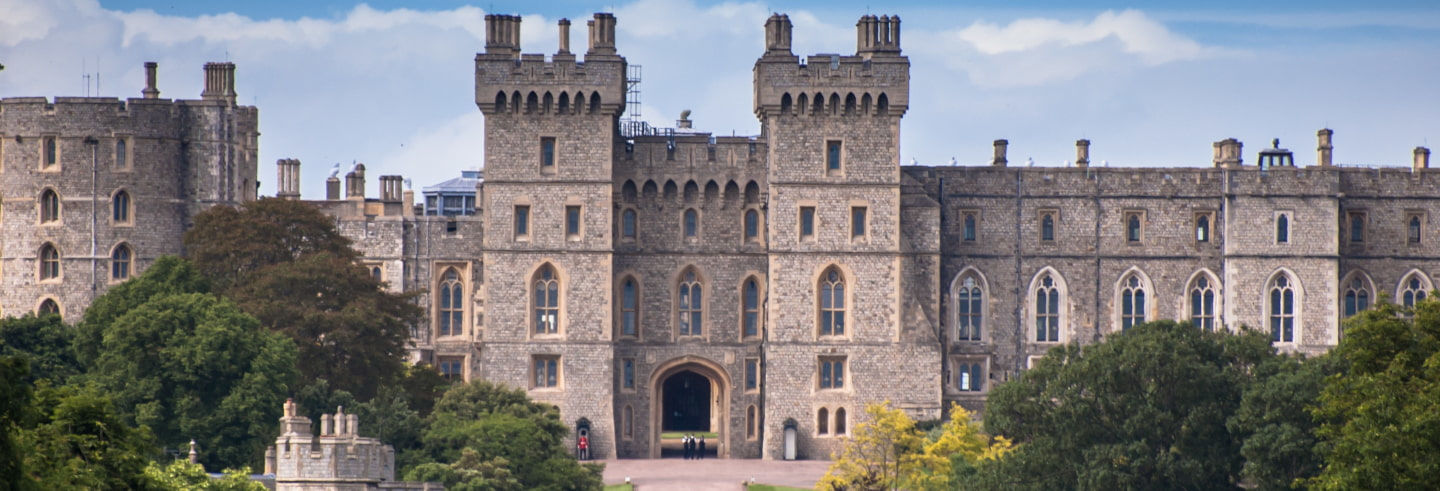 Ingresso do Castelo de Windsor