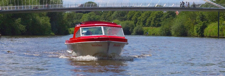 Aluguel de barcos sem licença