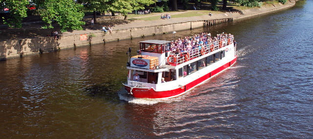 River Lunch or Tea Cruise