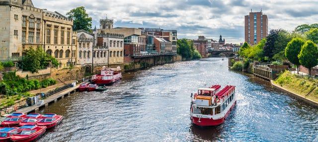 York River Ouse City Cruise