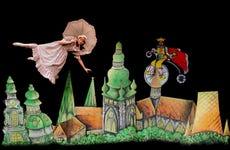 Aspects of Alice, teatro negro Ta Fantastika