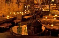 Jantar com espetáculo medieval
