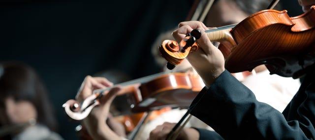 Concert de musique classique dans l'église Saint-Nicolas