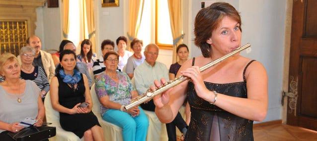 Concierto en el Palacio Lobkowicz