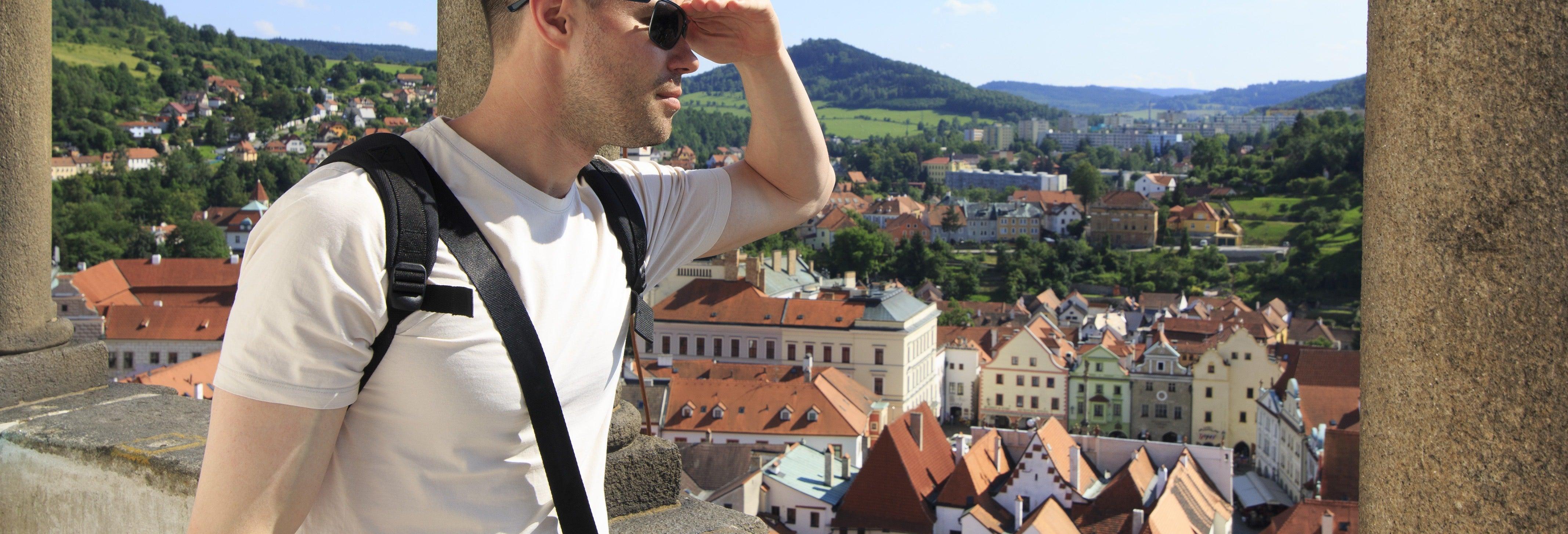 Excursion à Český Krumlov