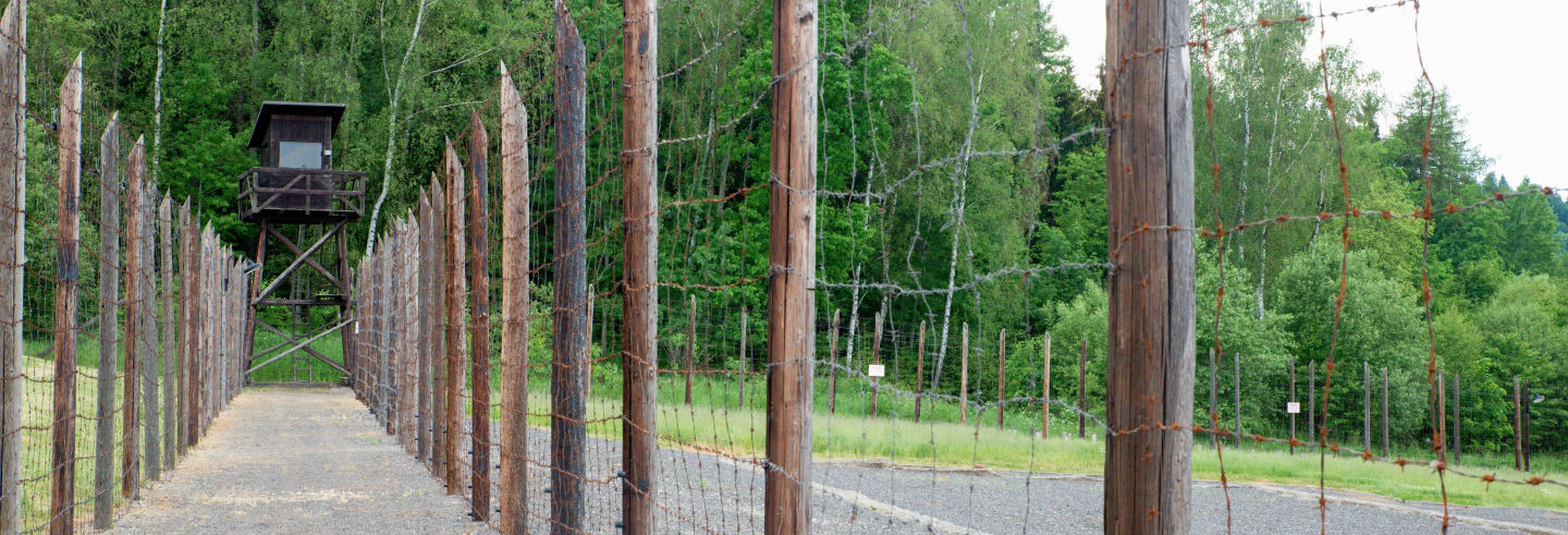 Excursión al gulag checo Vojna Memorial