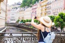 Escursione a Karlovy Vary