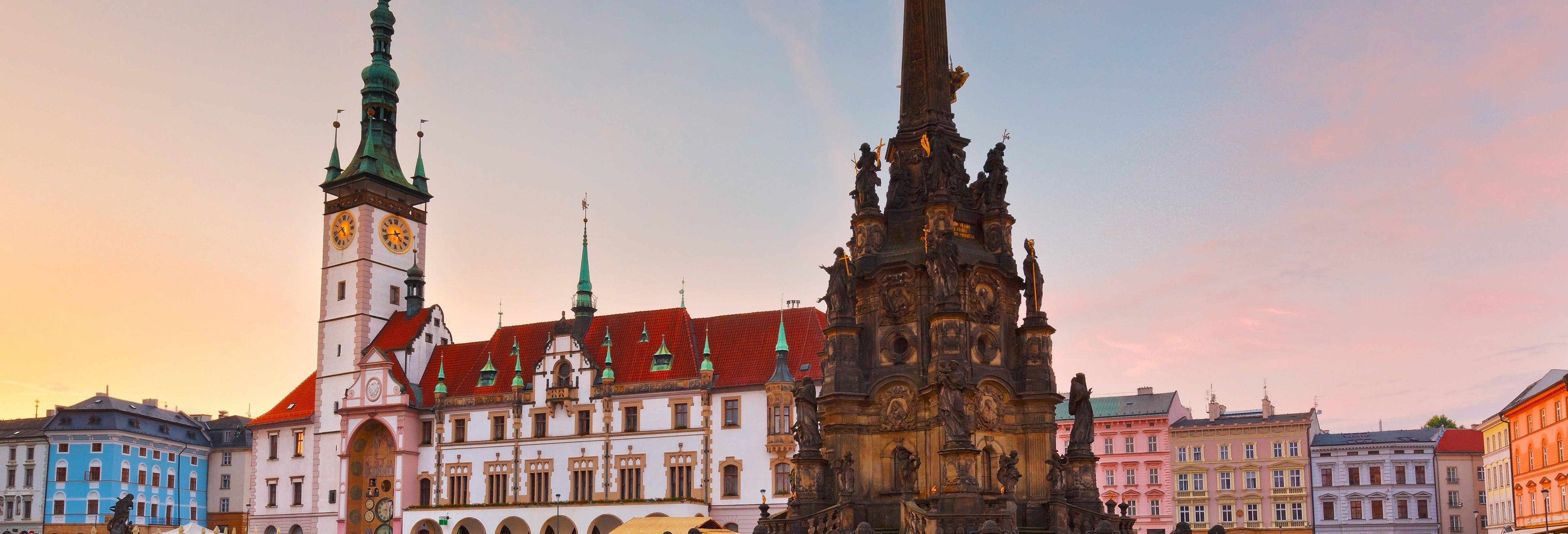 Excursão a Olomouc