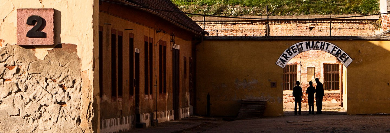 Escursione al Campo di Concentramento di Terezin