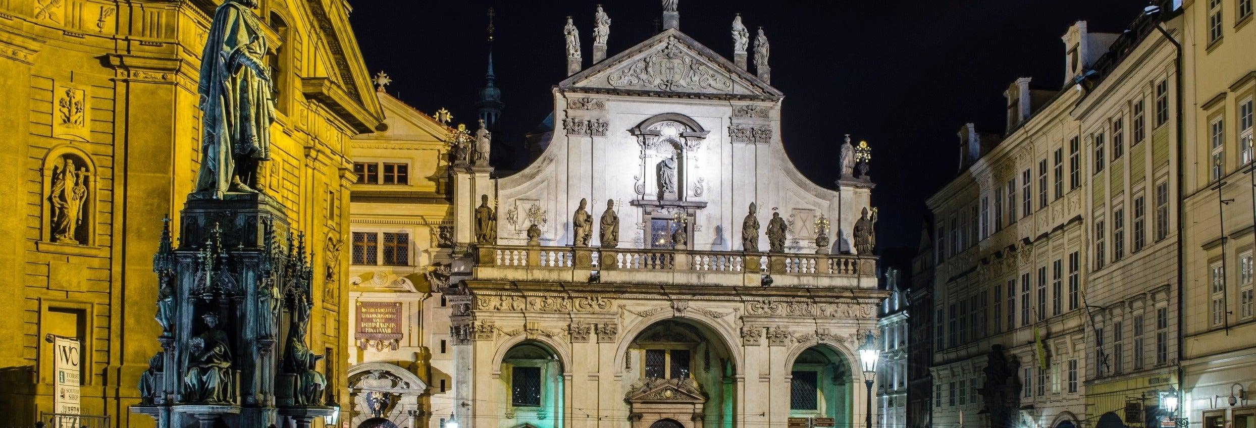 Free tour de los misterios y leyendas de Praga