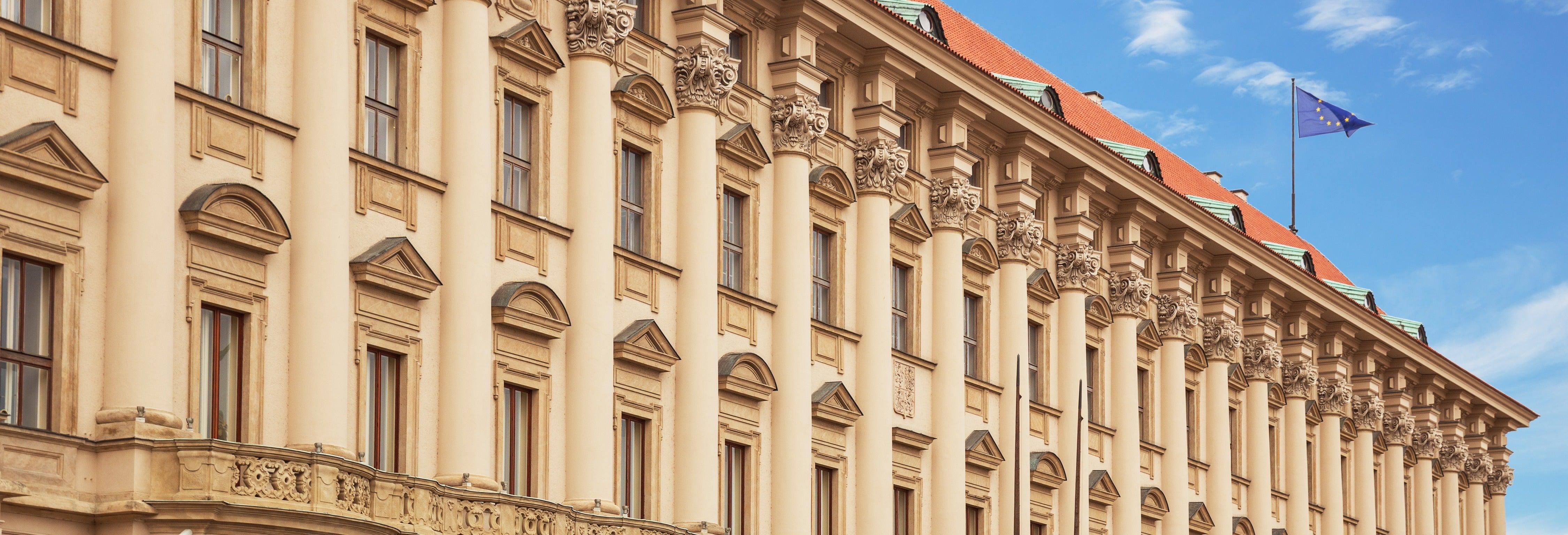 Free tour por la Praga imperial