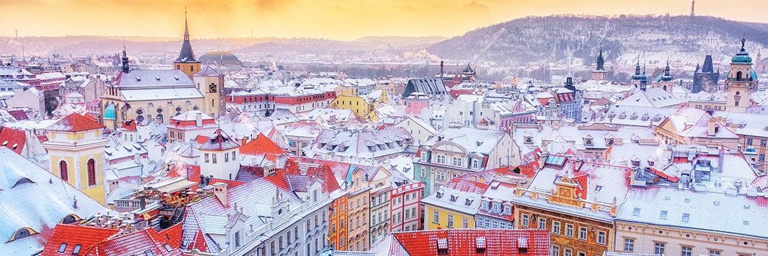 Le temps à Prague
