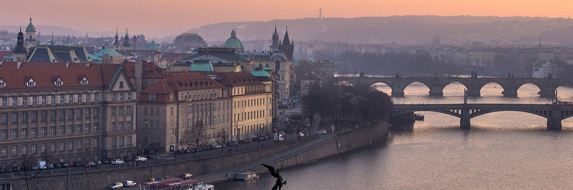 Cruises on the Vltava River