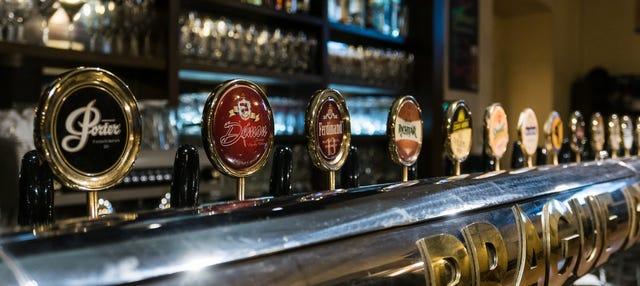 Dégustation de bières dans Prague