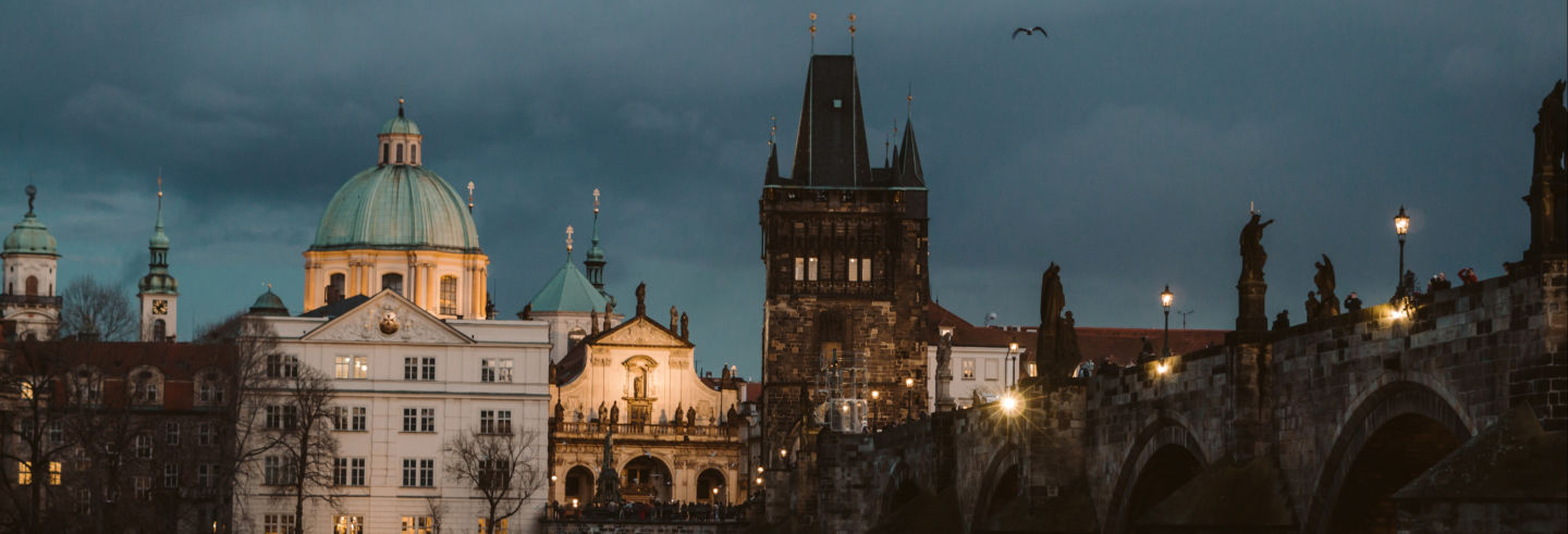 Prague Ghosts, Legends & Dungeons Tour