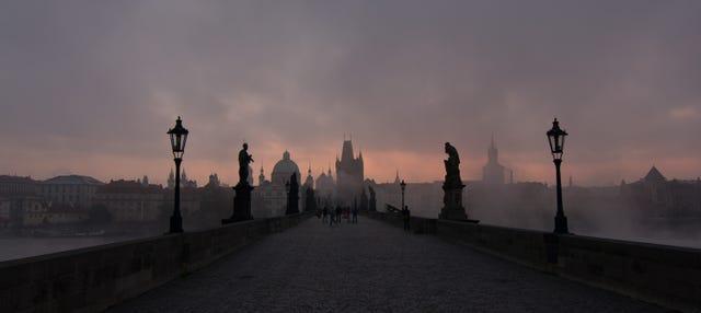 Tour de misterios y leyendas de Praga