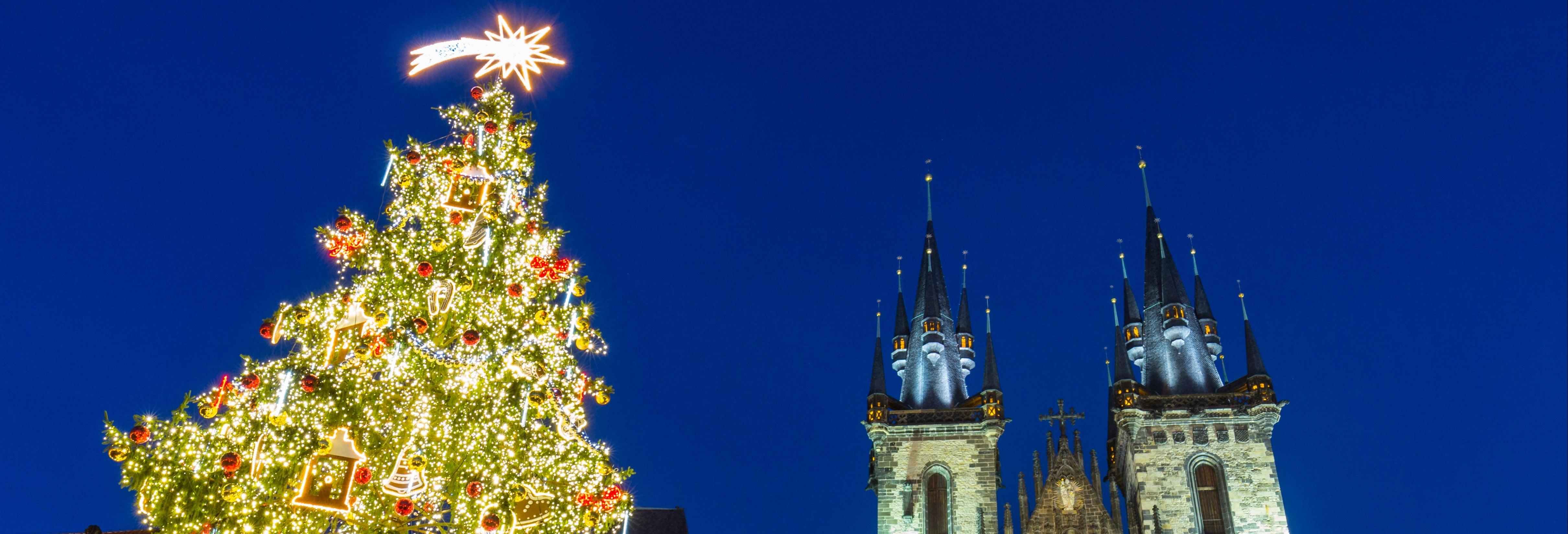 Tour navideño por Praga