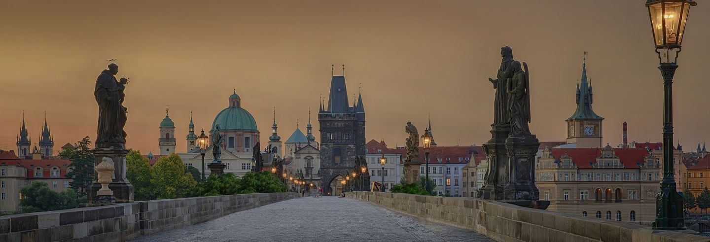 Evening Walking Tour of Prague