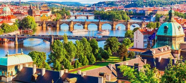 Tour completo de Praga