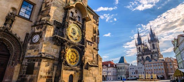 Tour privado por Praga. Você escolhe!