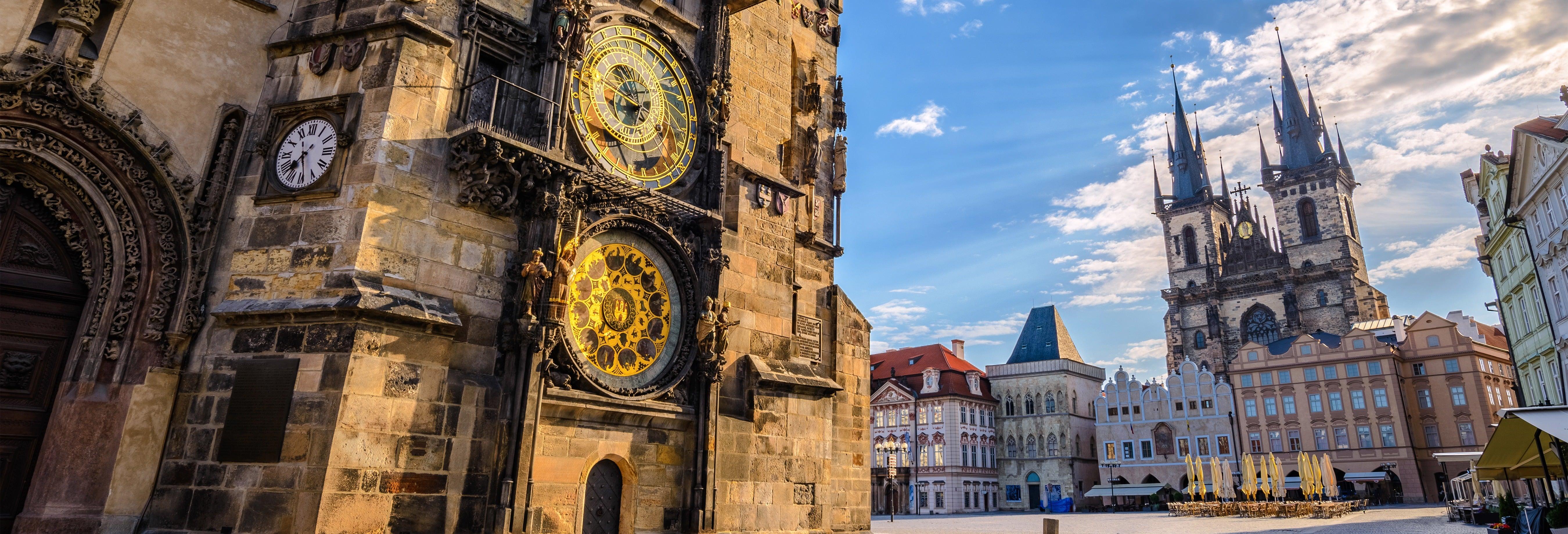 Tour privato di Praga. Scegli tu!