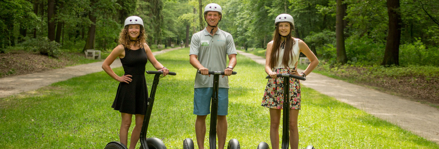 Tour de Prague en Segway