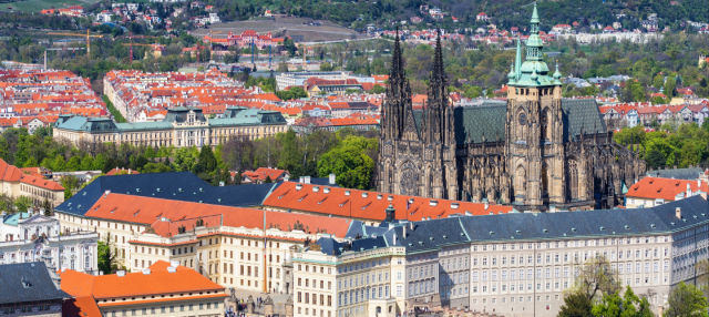 Tour guiado pelo Castelo de Praga