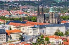Visita guiada por el Castillo de Praga