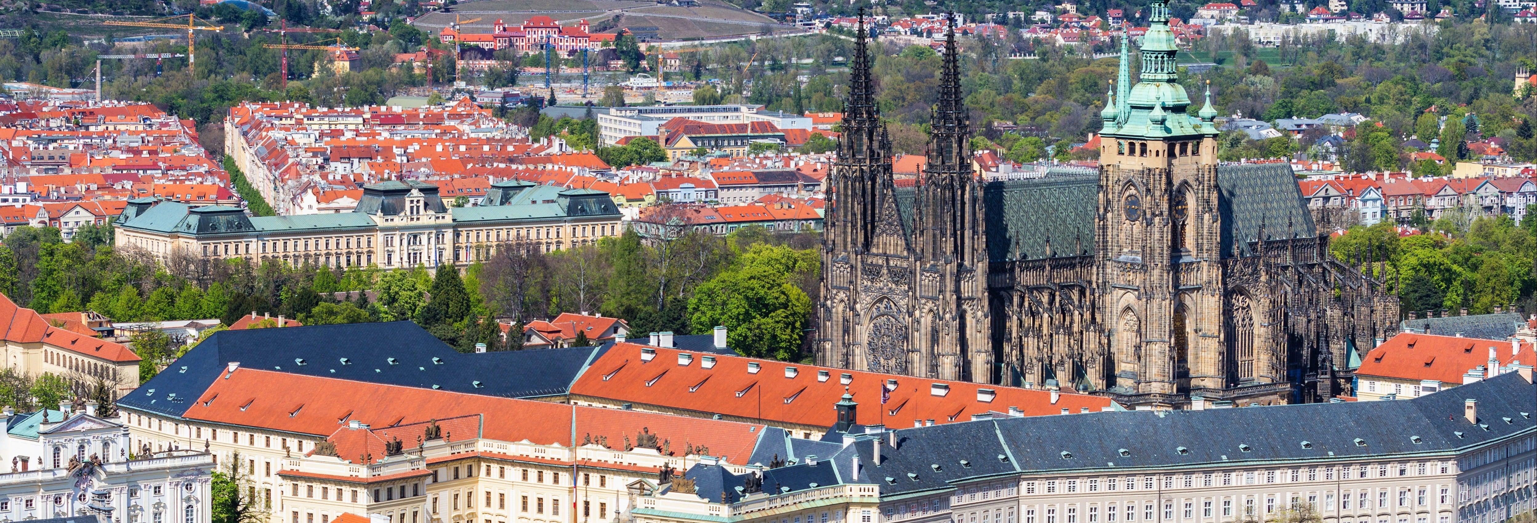 Tour del Castello di Praga