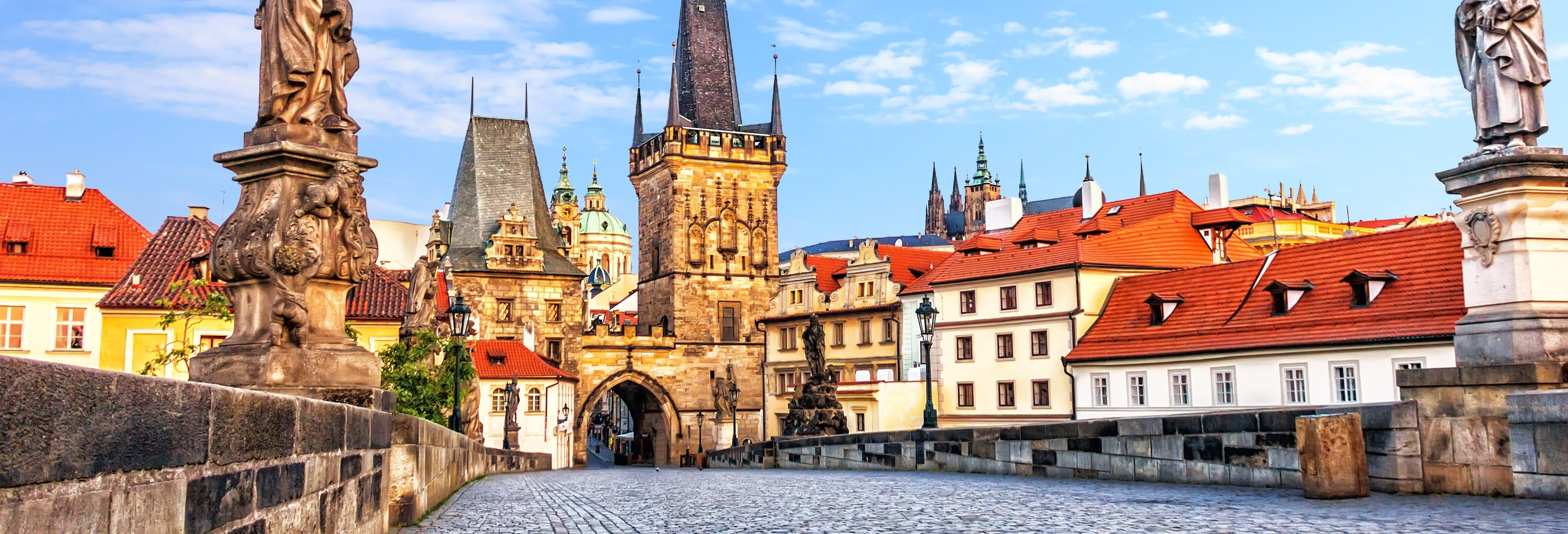 Visita guiada por Mala Strana y Hradčany