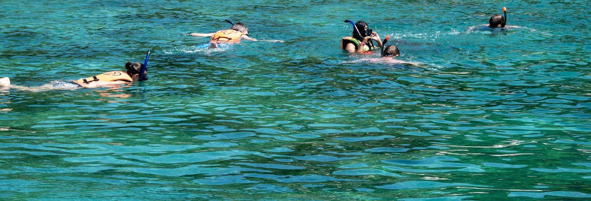 Excursão à Isla Catalina e rio Chavón
