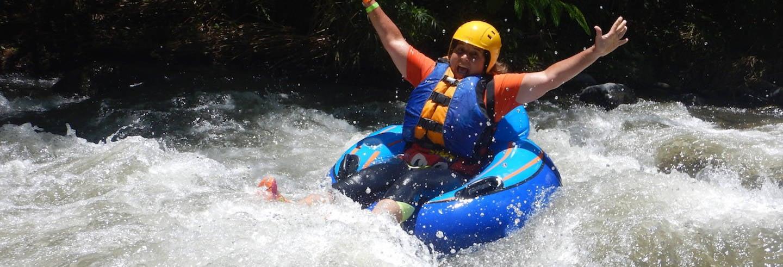 Tubing no rio Yaque del Norte