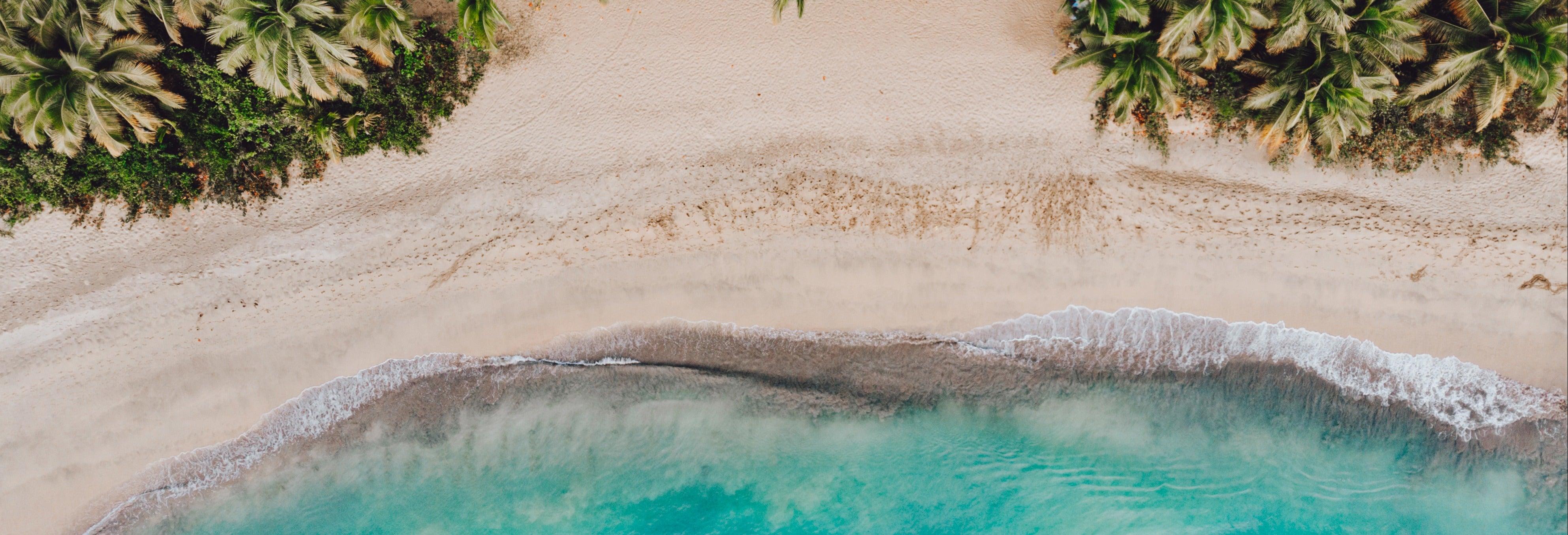 Paseo a caballo por las playas Costa Esmeralda y Punta de la Finca