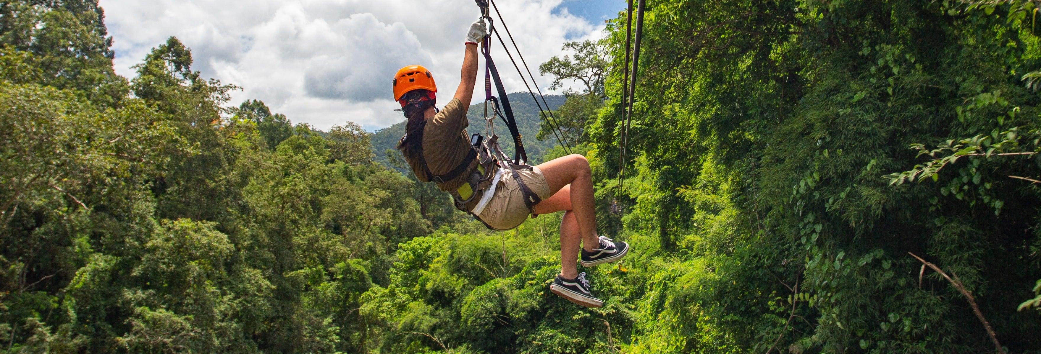 Excursão ao parque Coconut Cove