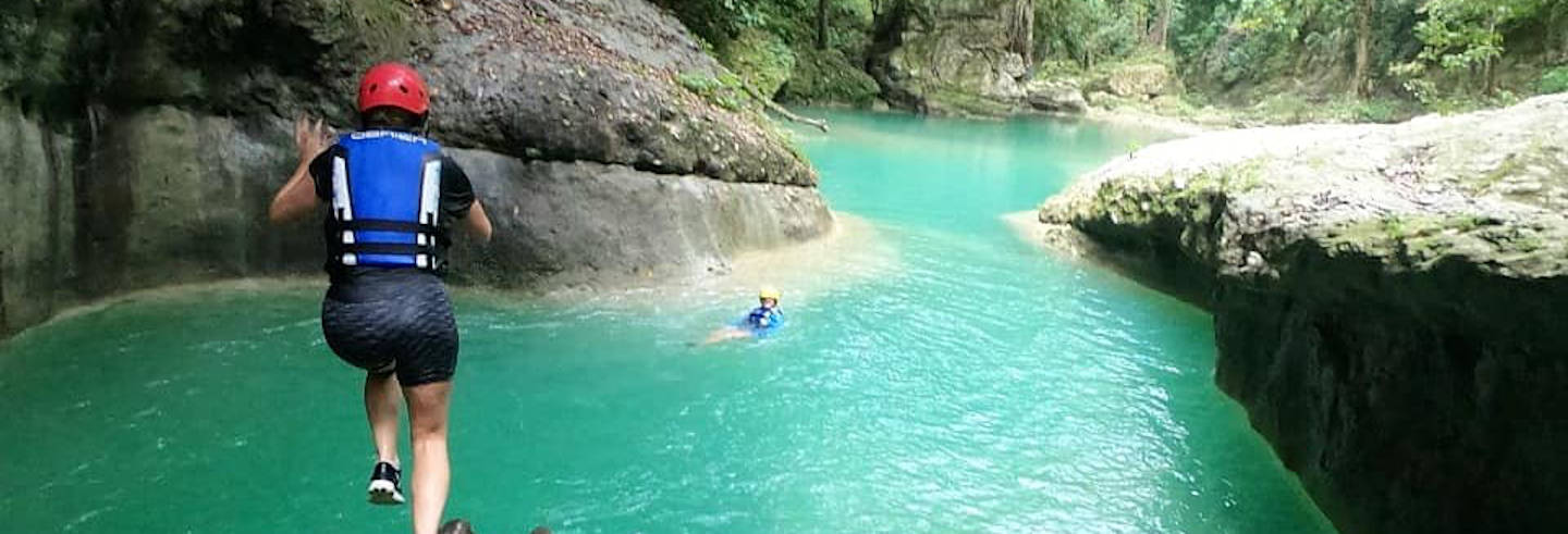 Randonnée aquatique à Los Tinajones