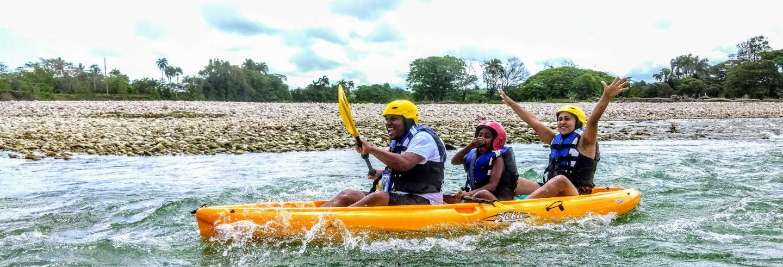 Tour en kayak por el río Yásica