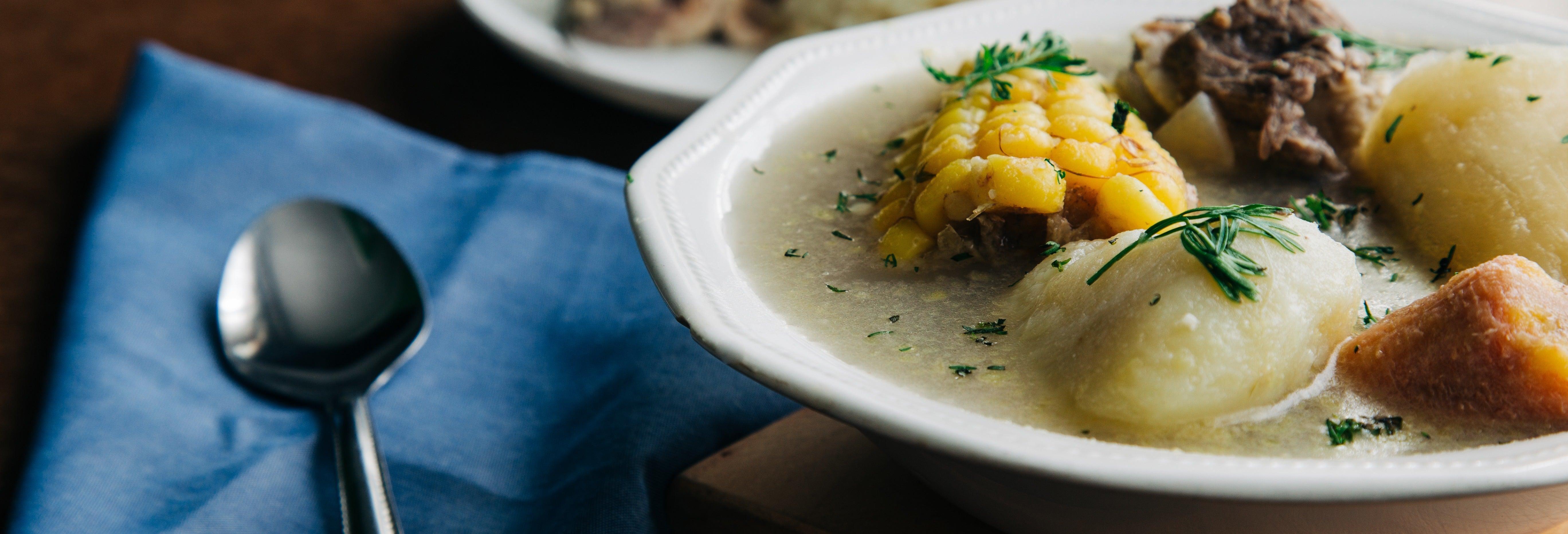 Clase de cocina dominicana
