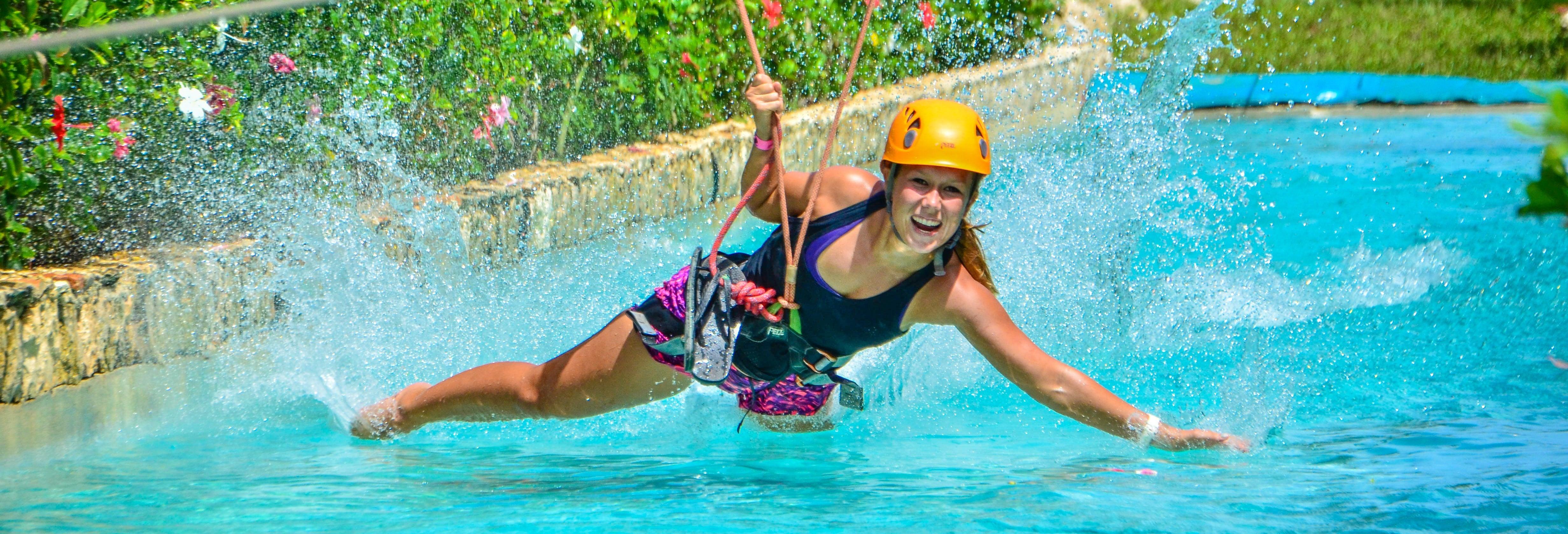 Billet pour le Bavaro Adventure Park