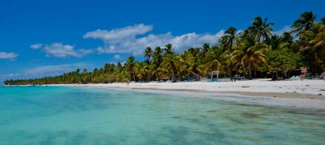 Excursión privada a Isla Saona en barco